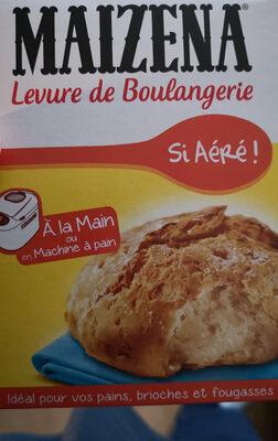 Levure de boulangerie spécial machine à pain - Product