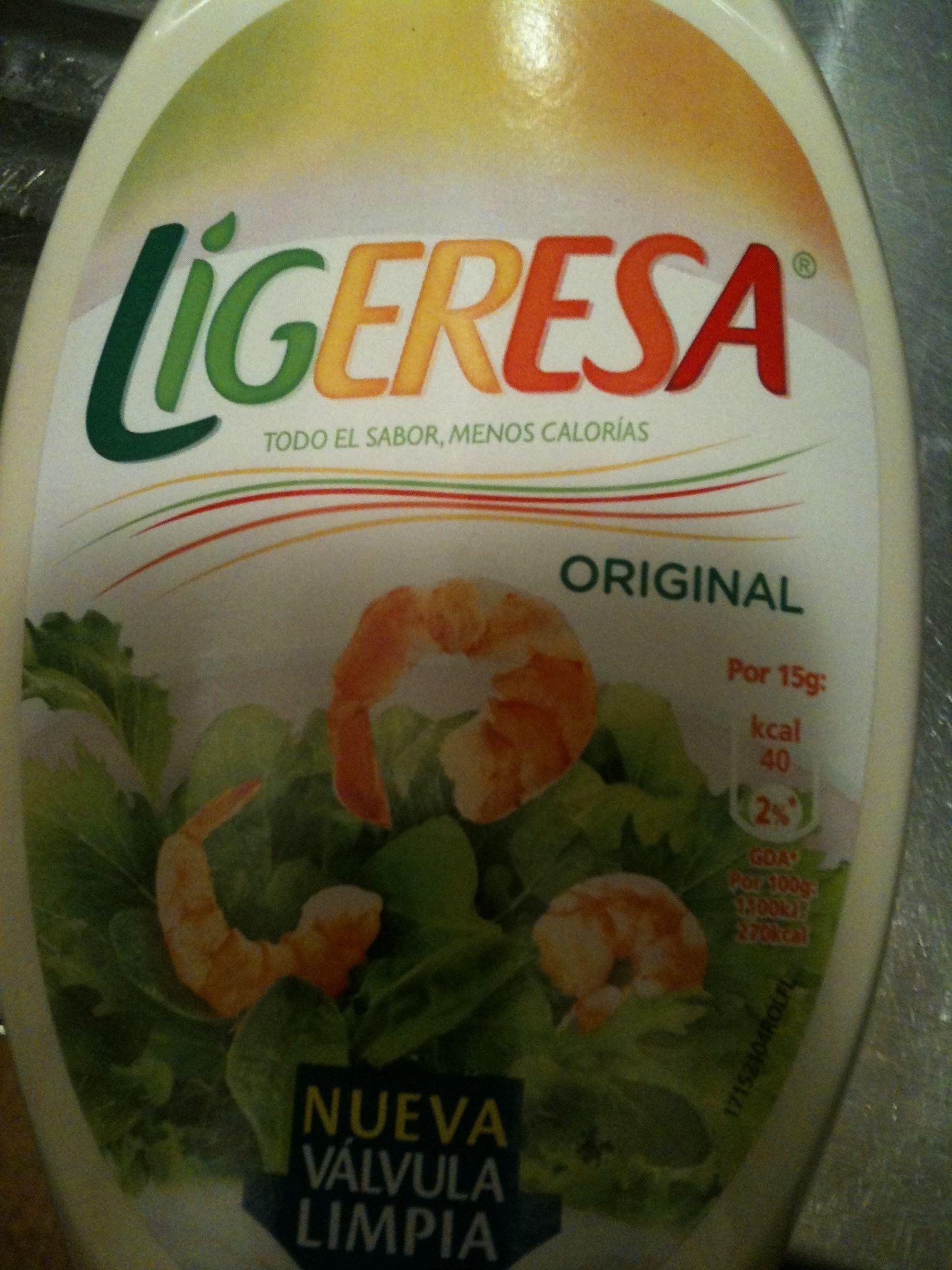 Salsa Original - Producto