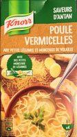 Knorr Saveurs d'Antan Soupe Poule Vermicelles Petits Légumes 1l - Product - fr