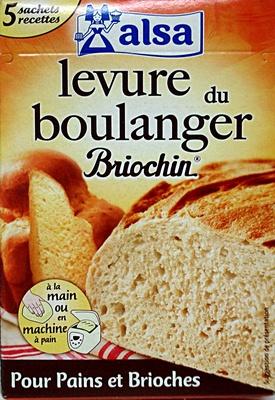 Levure du Boulanger - Produit