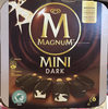 360ML 6 Magnum Mini Chocolat Noir Miko - Product