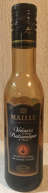 Velours de vinaigre Balsamique - Product