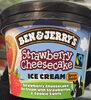 Strawberry Cheesecake Ice Cream - Produit