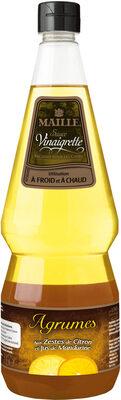 Maille Sauce Vinaigrette Agrumes 1L - Produit - fr