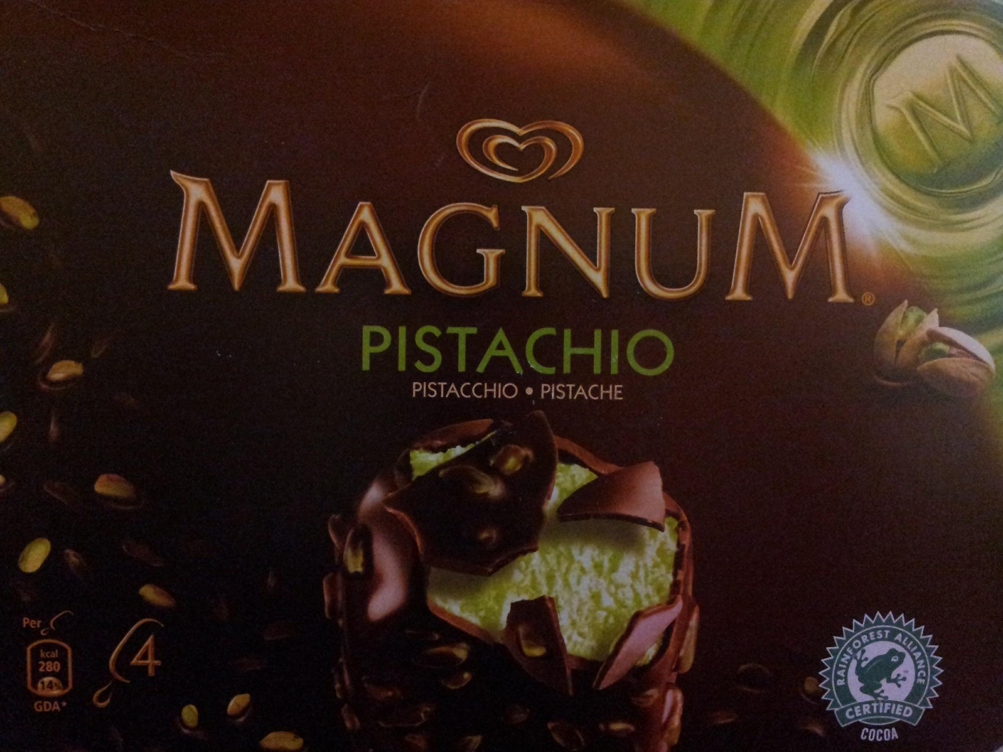 Magnum Pistachio - Product