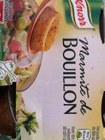Marmite de bouillon legumes - Product