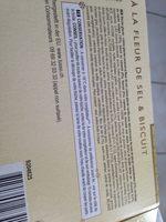 Carte D'or Collection Buche Glacée Douceur Vanille Pecan 9 parts 900ml - Ingredients - fr