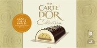 Carte D'or Collection Buche Glacée Façon Crème Brûlée 9 parts 900ml - Product