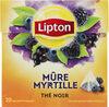 Lipton Thé Mure Myrtille 20 Sachets - Product
