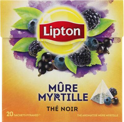 Lipton Thé Mure Myrtille 20 Sachets - Product - fr