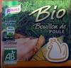 Bouillon de poule bio - Product