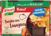 Knorr Marmite de Bouillon Bœuf Offre Spéciale x 8 - Product
