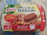 Marmite de bouillon - Product