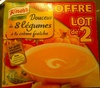 Douceur de 8 légumes à la crème fraîche (lot de 2) - Product