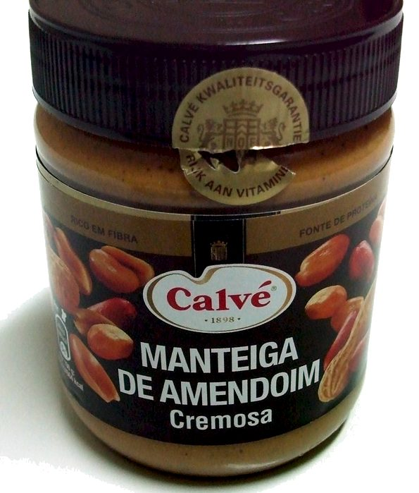 Manteiga de Amendoim Cremosa - Product