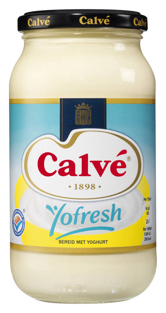 Calvé Yofresh - Product - fr