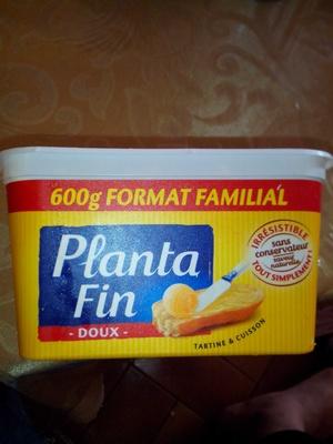 Planta fin doux tartine & cuisson - Product