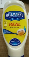 Real mayonnaise - Product