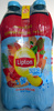 Lipton Ice Tea Zero sucres saveur pêche (lot de 4 x 1,5 L) - Product