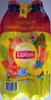 Lipton Ice Tea saveur pêche (format familial - 4 x 1,5 L) - Product