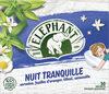 Elephant Tisane Nuit Tranquille 50 Sachets - Product