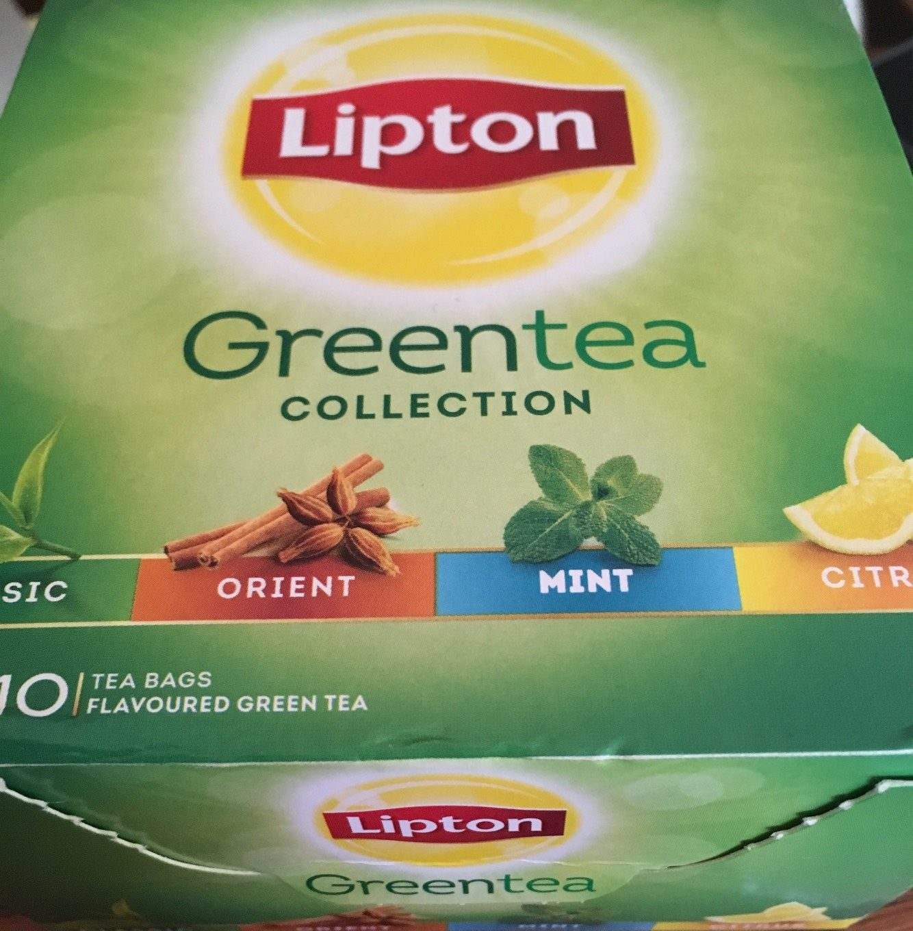 Greentea Collection - Voedigswaarden