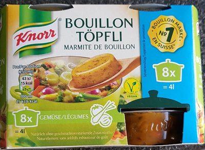 Bouillon Töpfli - Marmite de Bouillon - Produit - fr