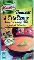 Knorr soupe douceur italienne - Product - fr