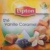 Thé vanille caramel - Produit