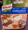 Sauce Hollandaise aux fines herbes - Product