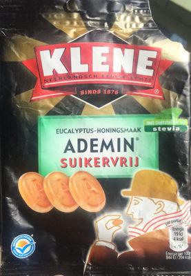 Ademin suikervrij test with product_name_nl - Produit - nl