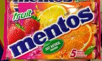 Mentos fruits - Produit - fr