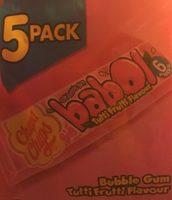 Chupa Chups Babo Tuttifrutti - Product