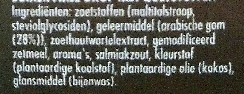 Honingbijtjes - Ingrediënten - nl