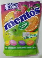 Mentos fruit mix - Product