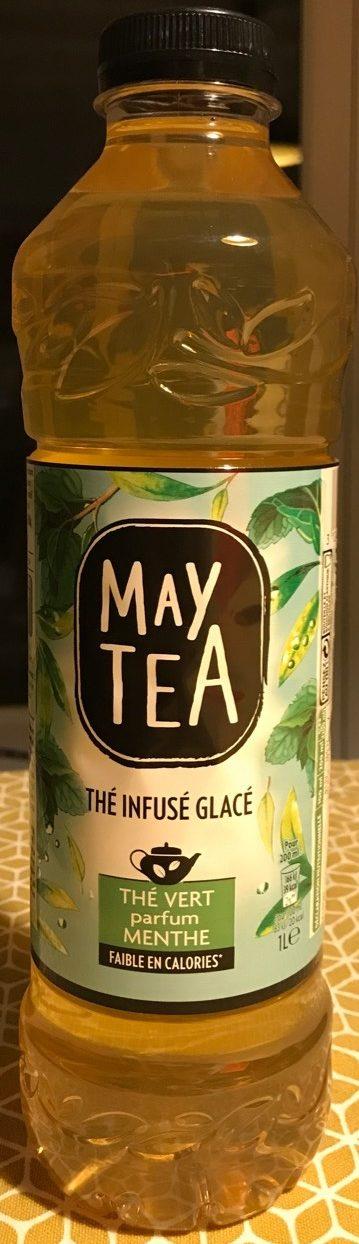 MayTea Thé vert parfum menthe - Produit - fr