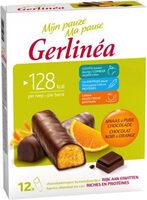 Barre De Régime Orange Et Chocolat Noir - Product - fr