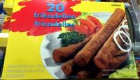 20 fricadelles surgelées - Produit
