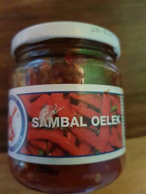 Sambal Oelek - Produkt