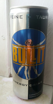 Bullit Energy Drink - Product