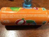 Tropical - Ingredients