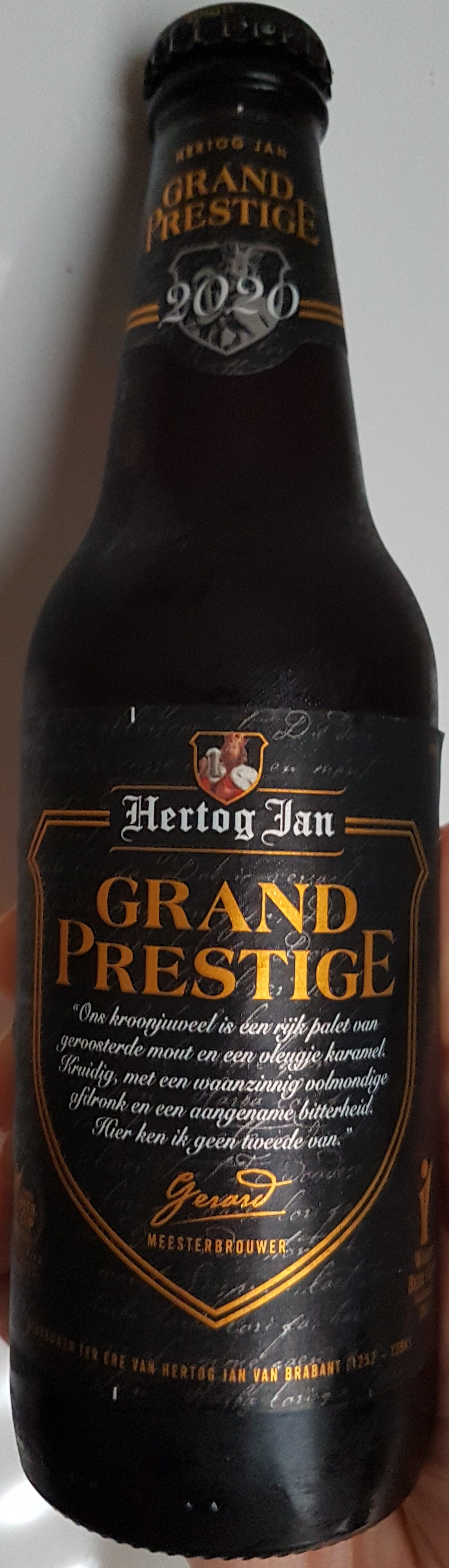 Grand Prestige - Product - fr