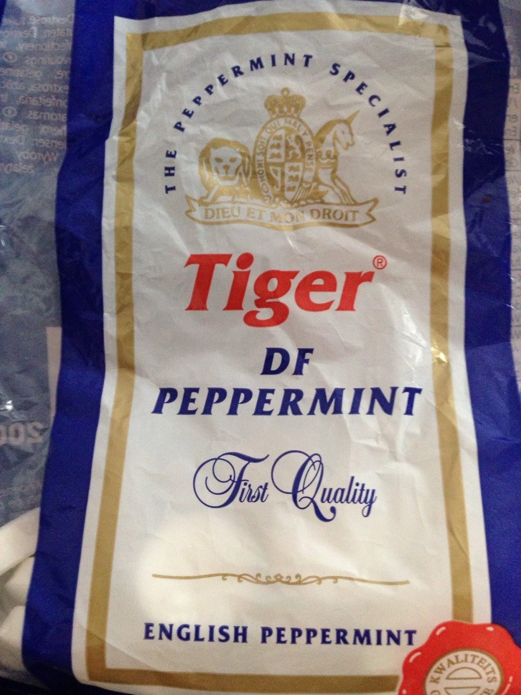 DF peppermint - Product - fr