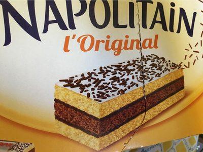 Napolitain - Produit