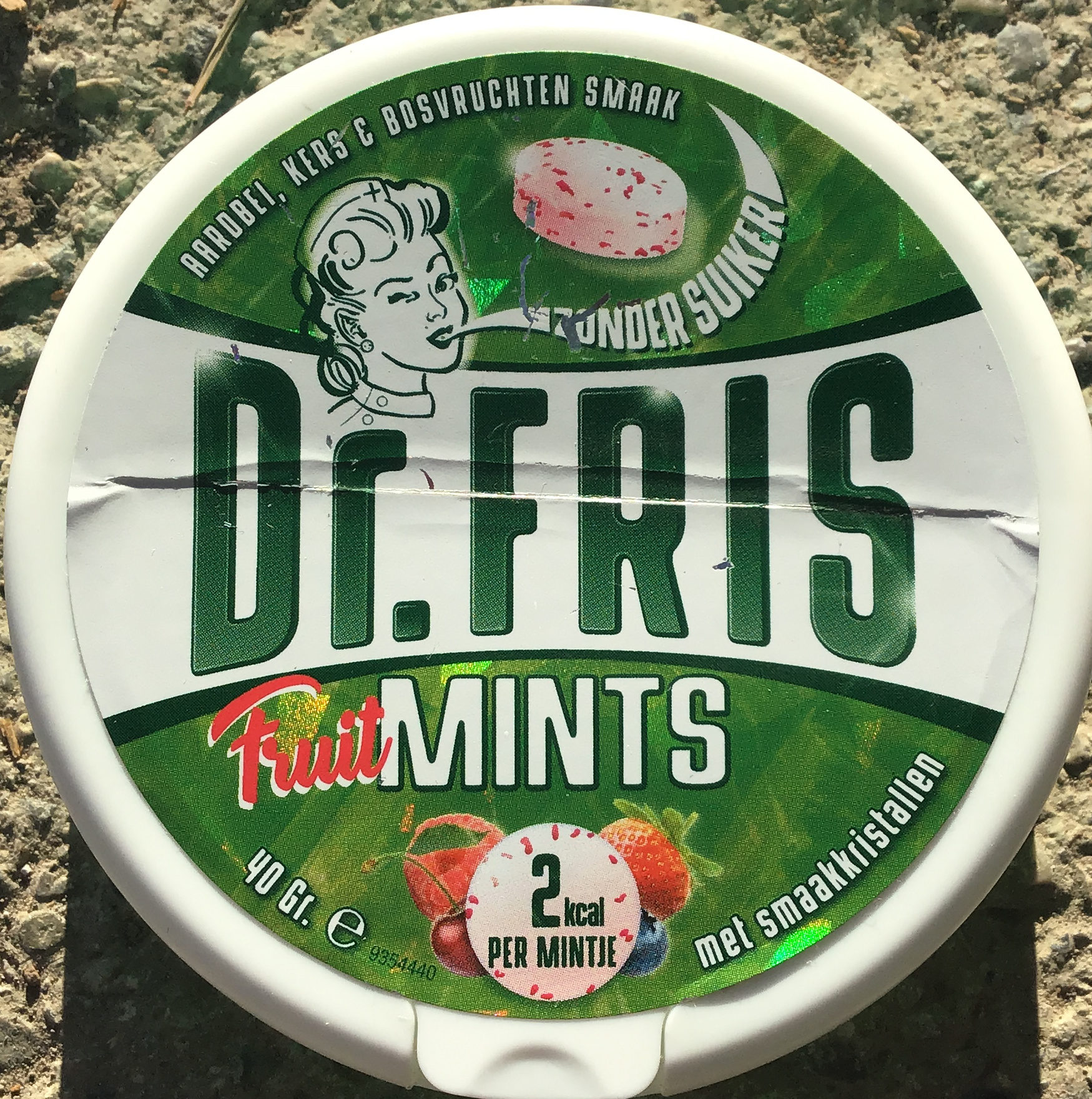 Fruit mints - Product - nl