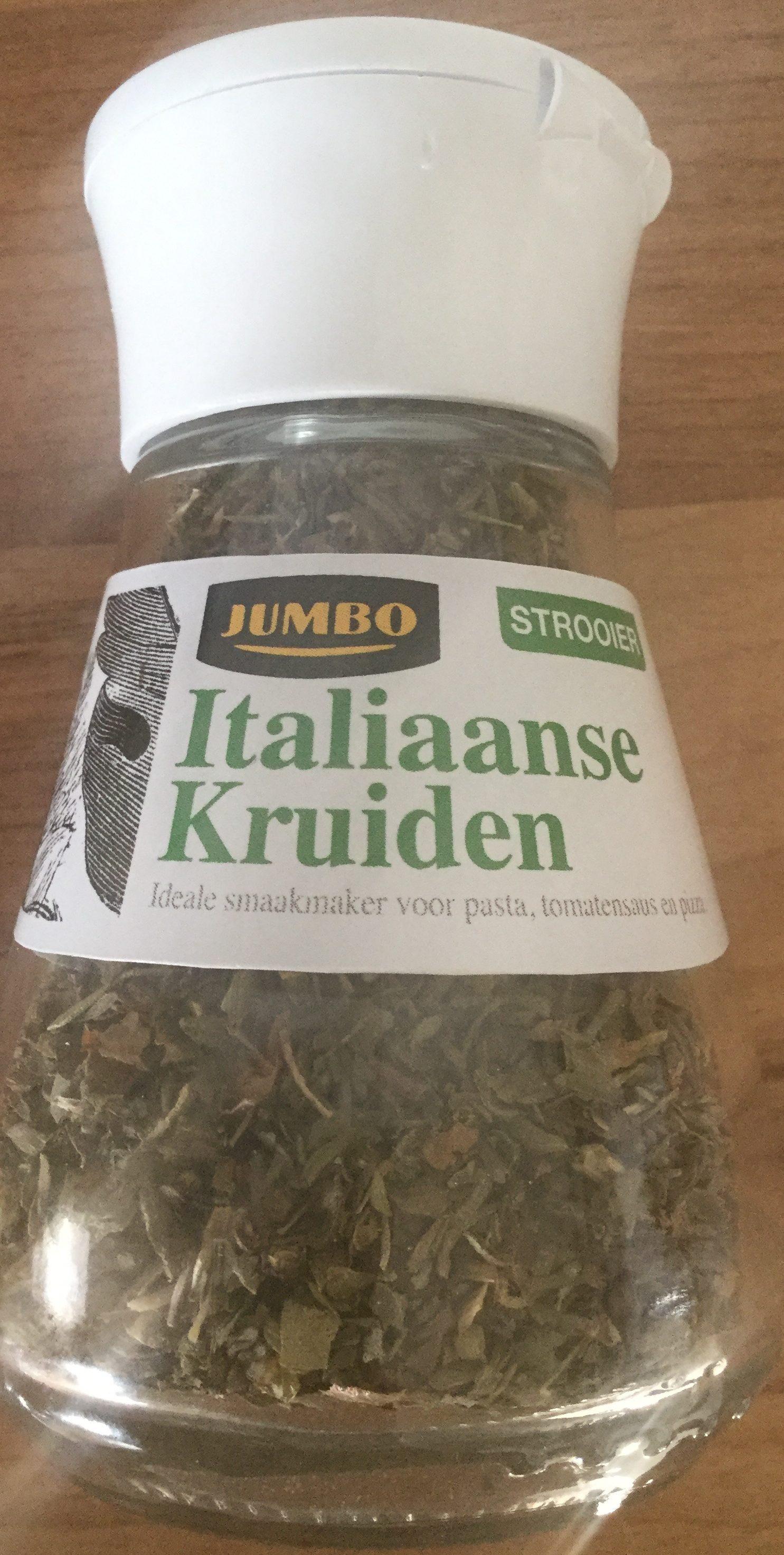 Italiaanse kruiden - Product