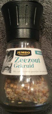 Zeezout gekruid maler - Product