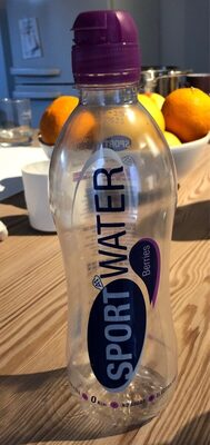 Sportwater Berries - Product - fr