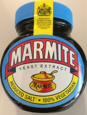 MARMITE reduced salt - Product
