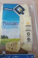 Queso natural Maasdam - Producto